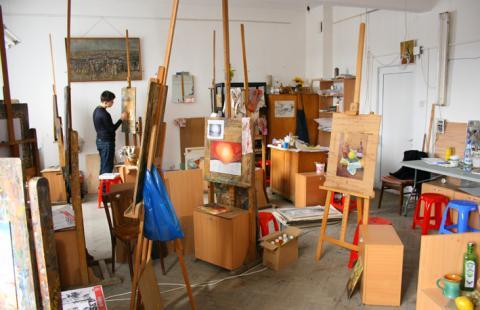 Pictură, Grafică, Iconografie